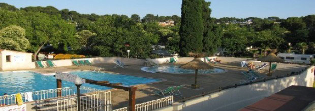 Wonderful Camp Site Located Within 900 Metres From The Sandy Beaches, In Sanary Sur Mer,  At 2.5 Km From Bandol.