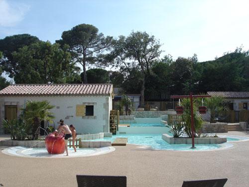 Camping cavalaire sur mer la treille var en provence sud for Camping cavalaire sur mer avec piscine