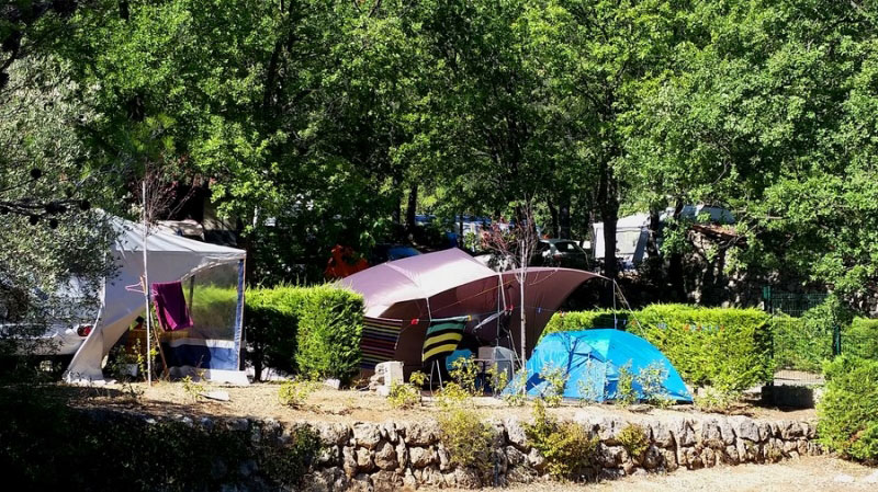 Camping les Blimouses